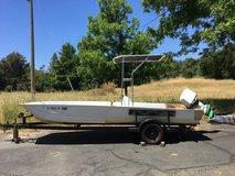 22ft ski barge in Fairfield, California