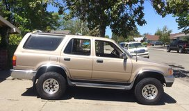 1995 Toyota 4Runner SR5 V6 Automatic 4x4 in Vacaville, California