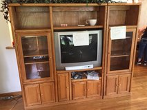 Entertainment Unit in Wheaton, Illinois