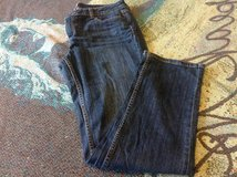 Liz Claiborne size 12 medium wash denim jeans in Manhattan, Kansas