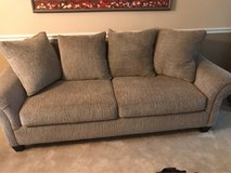 sofa and matching chair with ottoman in Quantico, Virginia