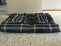 Twin Comforter with Sham in Shorewood, Illinois