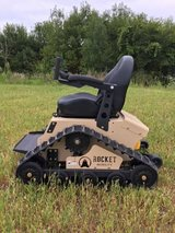 rocket mobility tomahawk track chair in Rolla, Missouri