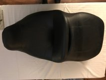 Original Stock Seat Harley Davidson ultra limited tour bike seat in Naperville, Illinois