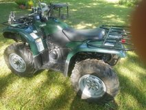 2007 Yamaha Grizzly 450 ATV in Perry, Georgia
