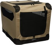 "AmazonBasics Folding Soft Dog Crate, 26"" in Naperville, Illinois"