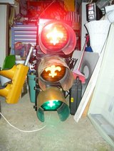 Traffic Light in Clarksville, Tennessee