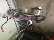 12 Inch Girls Bike with Training wheels in Naperville, Illinois
