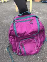 back pack Lightly used in Wheaton, Illinois
