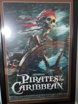 Pirates of the Caribbean Artwork Home Theatre in Byron, Georgia