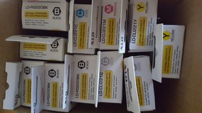 All Canon compatible ink cartridges CLI221 and PGI220 Entire box in Plainfield, Illinois