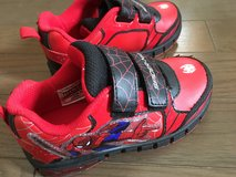 Spiderman Boy's Light Up Sneakers Shoes in Okinawa, Japan