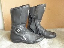 Dainese motorcycle boots in Ramstein, Germany