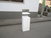 slim bathroom cabinet with mirror in Ramstein, Germany
