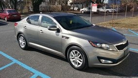 **PCS Steal** 2013 Kia Optima EX GDI in Hampton, Virginia