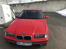 BMW 316i in Hohenfels, Germany
