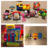 Variety of Baby and Toddler Toys in Stuttgart, GE