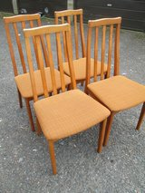 4 DINING ROOM CHAIRS in Lakenheath, UK