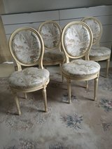 4 beautiful chairs antique Louis XV Style France in Ramstein, Germany