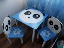 kids play table and chair in Stuttgart, GE