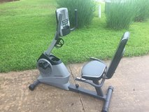 Recumbent Exercise Bike (PROFORM 210 CSX) in Moody AFB, Georgia