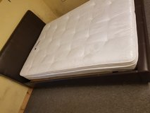 double bed with mattress in Lakenheath, UK