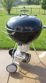 Weber Charcoal Grill in Belleville, Illinois