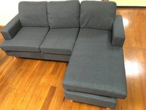 Japanese Couch (Bought from Nitori) in Okinawa, Japan