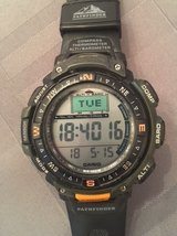 Casio Pathfinder Watch Triple Sensor in Elizabethtown, Kentucky