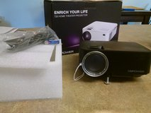 DBPOWER HOME THEATER PROJECTOR NEW IN BOX in Fort Drum, New York