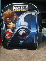 Angry Birds Star Wars backpack in Fort Drum, New York