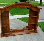 Dresser top hutch in Elgin, Illinois