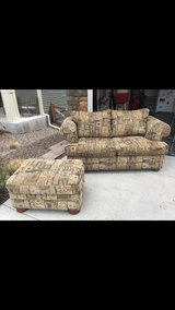 La-Z-Boy Loveseat with Ottoman in Colorado Springs, Colorado
