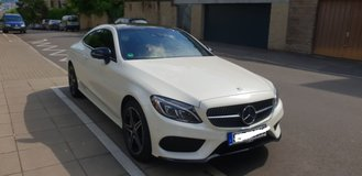 2018 Mercedes C300 4Matic Coupe, Loaded in Stuttgart, GE