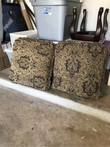 large decorative sofa pillows, new in Kingwood, Texas