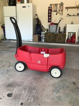 large red wagon in Kingwood, Texas