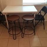 Small Table and Chairs in Fort Polk, Louisiana