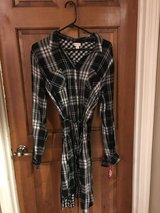 Black and white tunic/dress in Lockport, Illinois