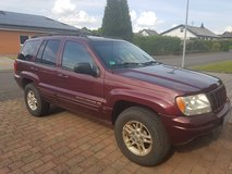 1999 Jeep Grand Cherokee limited in Spangdahlem, Germany