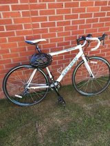 Road bike in Lakenheath, UK