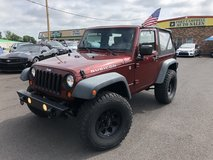 2008 JEEP WRANGLER RUBICON SPORT, V6 3.8 L - 4WD in Fort Campbell, Kentucky