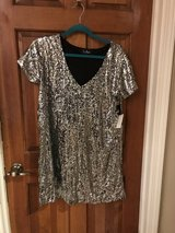 Sequined dress in Lockport, Illinois