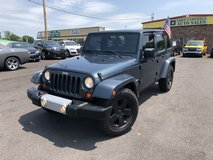 2008 JEEP WRANGLER UNLIMITED SAHARA SPORT UTILITY, V6 3.8 L in Fort Campbell, Kentucky