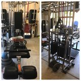 Power-Pak Home Gym in Travis AFB, California