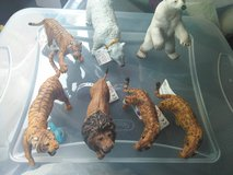 papos animal figurines collectibles in Evansville, Indiana