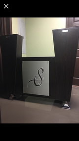 Salon Reception Desk- (vinyl decal on front can be customized for your business!) in Fort Leonard Wood, Missouri