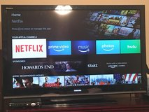 57 INCH TOSHIBA FLAT SCREEN TV in Fort Campbell, Kentucky