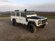 2007 Landrover Defender TD5 110 in Bamberg, Germany