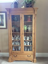 Beautiful Pine Cabinet in Naperville, Illinois