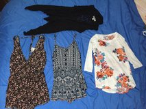 Rompers, shirt, and vest in Fort Polk, Louisiana